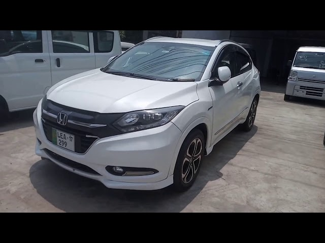 Honda Vezel Hybrid Z 2015 for Sale in Gujranwala