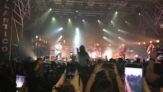 "Carl Brave X Franco126   ""Pellaria"" Live @Atlantico Roma 06022018"