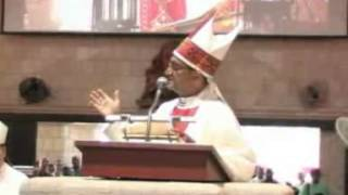 preview picture of video 'Episcopal Ordination of Bishop Sebastian Francis of Penang (4.2 of 4.3)'