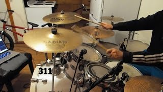 311- Strong All Along (Drum Cover)