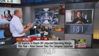 RH CEO on capitalizing on shifts in consumer spending habits