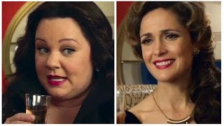 SPY Movie Clip (Melissa McCarthy - Rose Byrne)