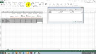 Microsoft Excel Lesson
