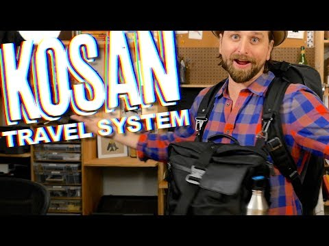Kosan Travel Pack System