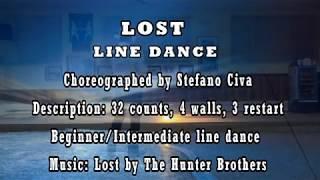 LOST Line Dance