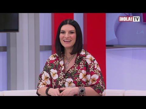 """Laura Pausini revela cómo creó su canción """"Nadie ha dicho"""" con Gente de Zona   ¡HOLA! TV"""