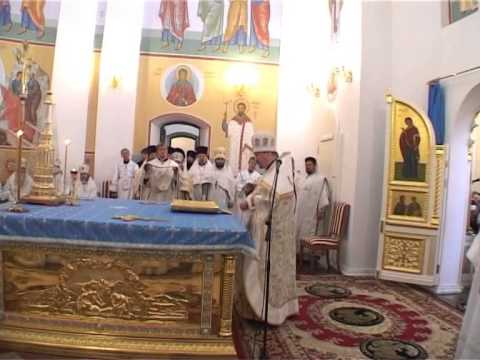 Карповская церковь службы