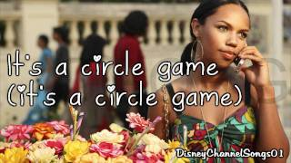 Kiely Williams [The Cheetah Girls] - Circle Game With Lyrics