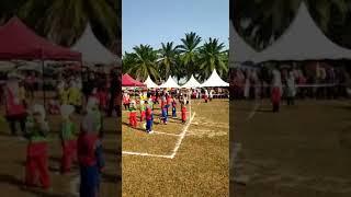 Perlawanan Bola Jaring PASTI Siti Aisyah