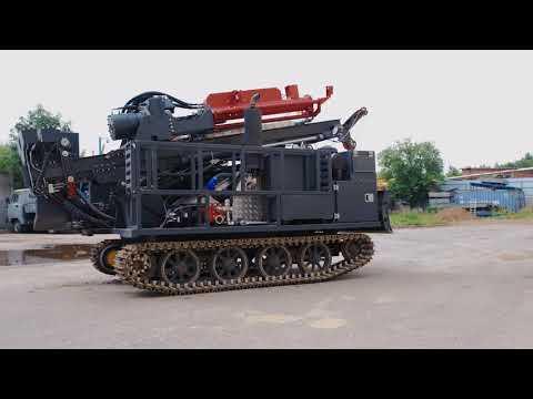 Буровая установка УГБ-973