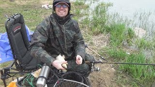 Зимняя рыбалка на торбеево озере