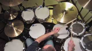 The Buggles Video Killed the Radio Star Drum Cover
