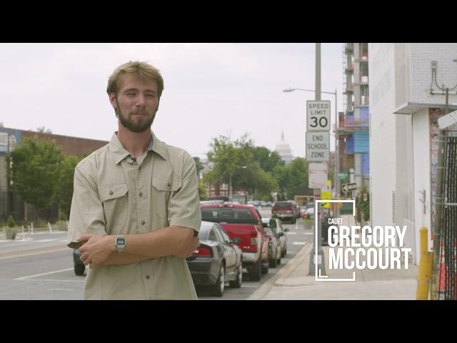 Cadet McCourt