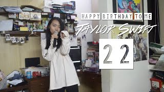 Taylor Swift - 22 Cover