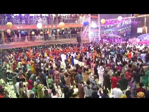 LIVE | UNSTOPPABLE MAJESTIC | WITH BRO. JOSHUA IGINLA | 27/05/2018 | CHAMPIONS INT'L HQ, NIGERIA