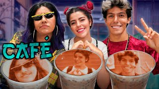 JAPANESE COFFEE PRINT YOUR FACE | VLOGS POLYNESIANS