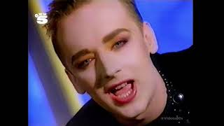 Boy George   Don't Cry (Official Music Video) HD
