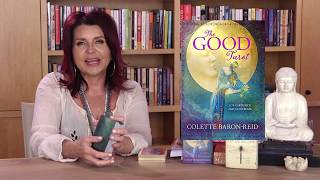 #1 Best Tarot Deck Of 2017 - Weekly Oracle Card Guidance And Lesson For June 12-18