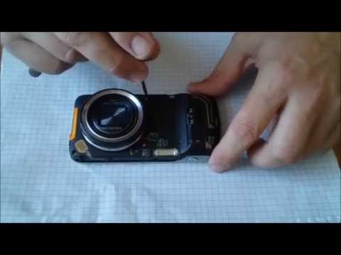 SAMSUNG GALAXY S4 zoom display  removed