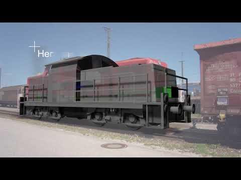 TH Nürnberg: Automatisierung der Züge
