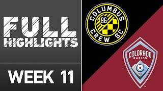 HIGHLIGHTS: Columbus Crew SC vs. Colorado Rapids | May 14, 2016 by Major League Soccer