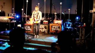 Above The Golden State / Michael Watson ~ Sound Of Your Name, in Peoria IL, Feb 13, 09