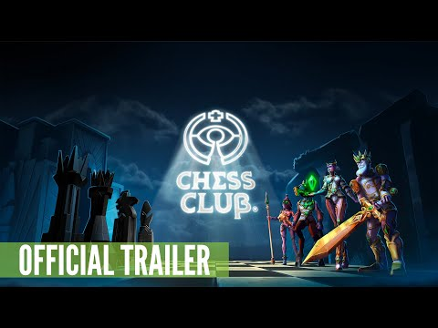 Trailer Oculus Quest de Chess Club