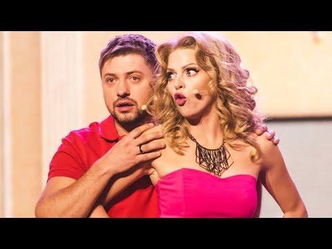 Смешное видео про блондинку - Дизель Шоу | ЮМОР ICTV