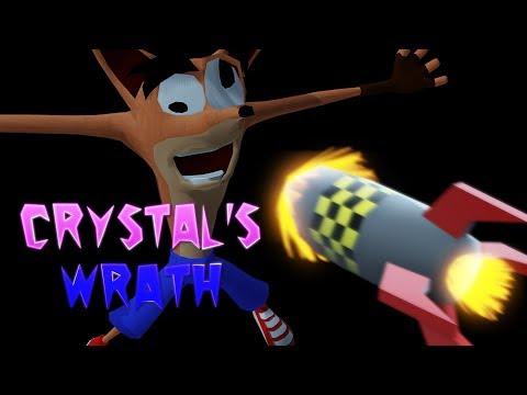 Aninimal Book: Crash Bandicoot Crystal's Wrath: Missiles – Crashy News