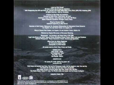 Audioslave - #1 Zero (Studio Version)