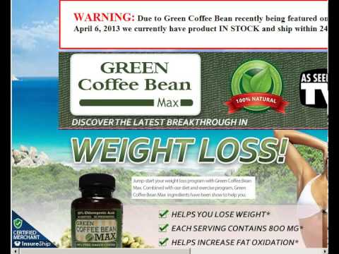 Green Coffee Bean extract  Dont buy green coffee beans till you watch this video