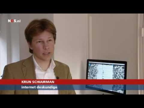 Krijn Schuurman in NOS Journaal (Twitter)