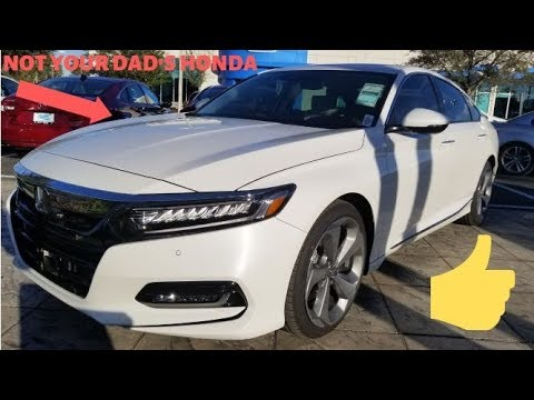 2018 HONDA ACCORD TOURING REVIEW | FATKAT