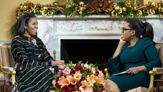 First Lady Michelle Obama on husband's legacy of hope