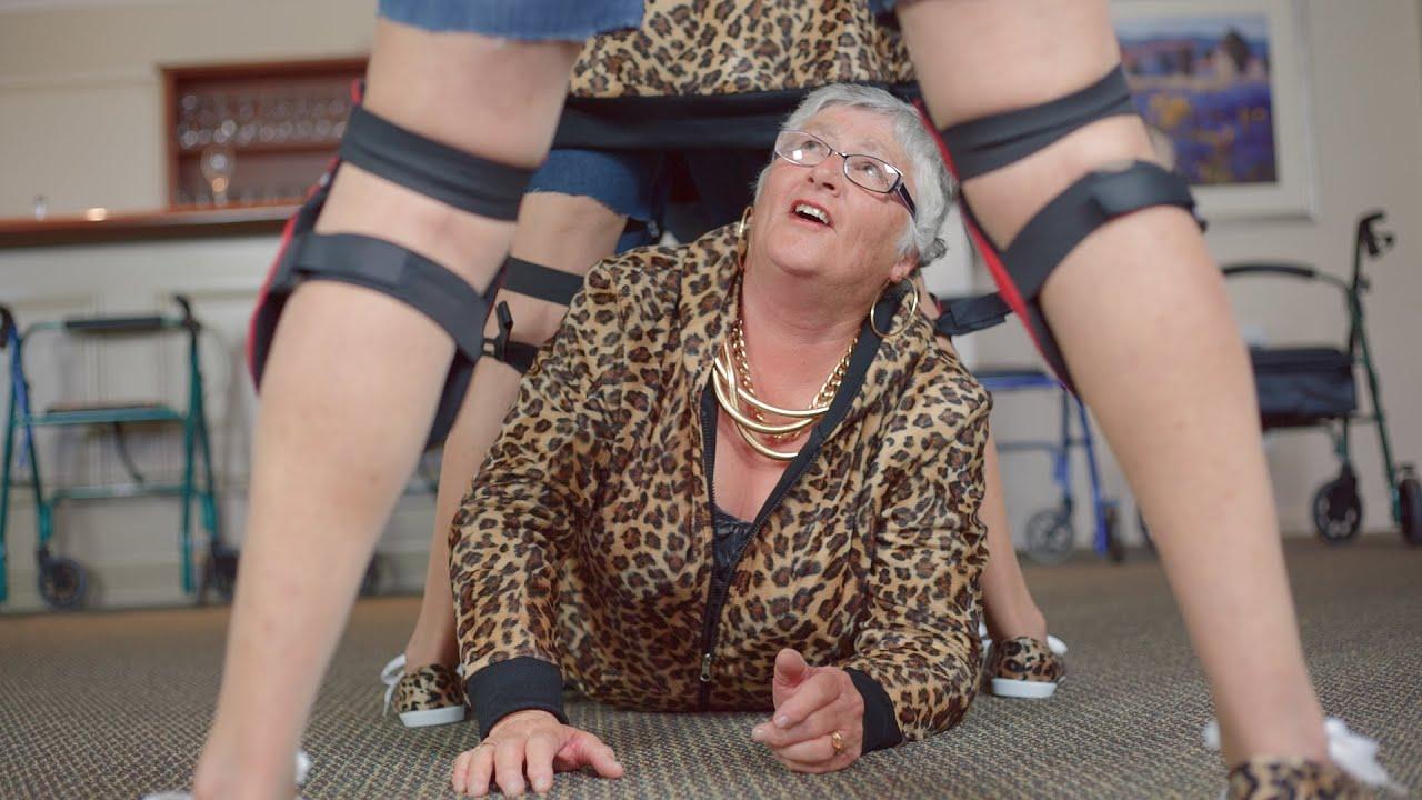 Пародия на клип Тейлор Свифт от 80-летних бабушек