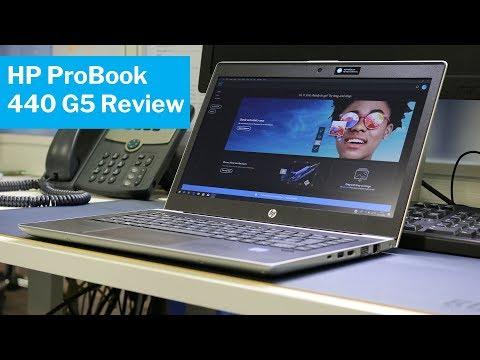 "HP ProBook 440 G5 Review (14"" Laptop 2018)"