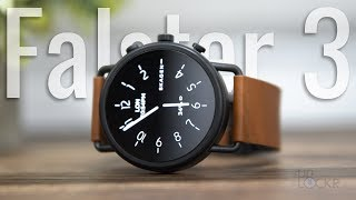 Skagen Falster 3 Complete Walkthrough: The Best Looking WearOS Watch Gets More Functional