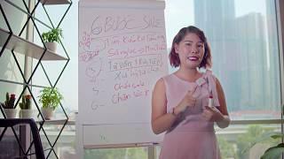 Sáu bước bán hàng - Bước 1: Marketing
