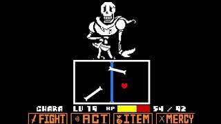 papyrus fight at next
