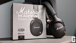 I Absolutely Love and Hate The Marshall Monitor Bluetooth Headphones