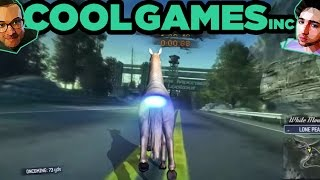 Nick and Griffin Make Burnout 3, but with Horses — CoolGames Inc