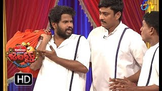 Hyper Aadi, Raijing Raju Performance | Jabardasth | 21st December 2017  | ETV  Telugu