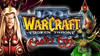 Warcraft III Easter Eggs 6: Curse of the Blood Elves