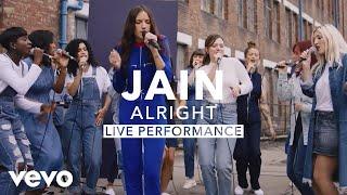 Jain   Alright (Live) I Vevo X
