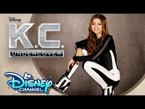 Video trailer för First and Last Scene of K.C. Undercover   Throwback Thursday   K.C. Undercover   Disney Channel