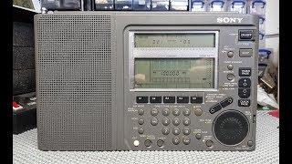 Sony ICF-SW77 Recap. Part 2