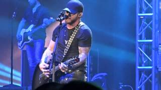 "Brantley Gilbert ""Lights of My Hometown"" 12-06-14"
