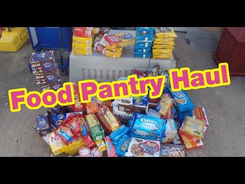Dumpster Diving • Food Pantry Haul