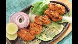 Sharabi Chicken Tikka   Sanjeev Kapoor Khazana