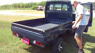 Look At This 4x4 Mini Truck Go!!!